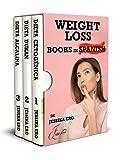 como adelgazar rapido | 4 dietas para bajar de peso rapido en una semana : Aprende como quemar grasa del abdomen (Dieta Cetogenica + Dieta Dukan + Dieta Alcalina + Dieta Paleo)