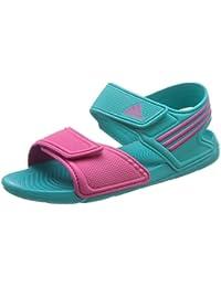 29ee8b115 Amazon.es  adidas - Sandalias y chanclas   Zapatos para niña ...