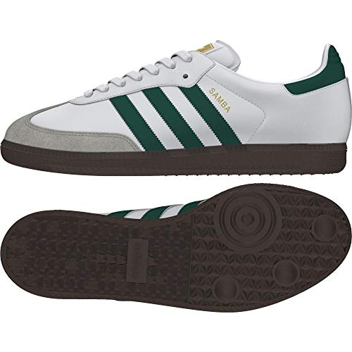 adidas Herren Samba Og Fitnessschuhe, Weiß (Ftwbla/Veruni/Gracla 000), 39 1/3 EU