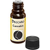 "DECCARO Aromaöl ""Cannabis"", 10 ml (Parfümöl) preisvergleich bei billige-tabletten.eu"