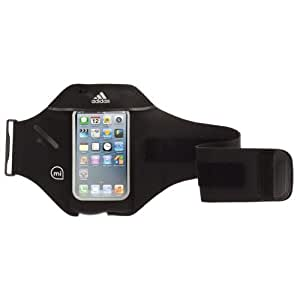 Griffin GB36062 Sportarmband - adidas miCoach - Apple iPhone 5/5S/5SE / iPod Touch (5th) - Schwarz