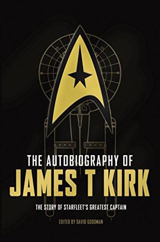 The Autobiography of James T. Kirk (Star Trek) por David A. Goodman