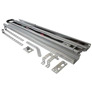 Chamberlain LiftMaster C-Schiene 8323CR5 - Schiene mit Zahnriemen für LM60EV, LM80EV, LM100EV