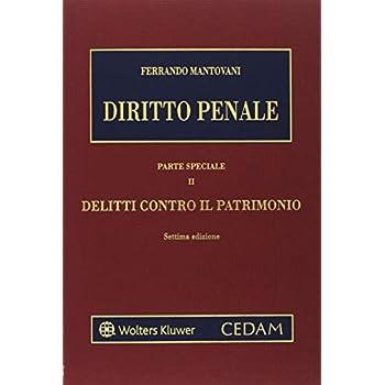Diritto Penale. Parte Speciale: 2