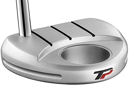 TaylorMade Golf 2017Tour Preferred Kollektion Chaska Putter (SuperStroke Grip), Herren, TP SS Chaska Putter RH 34IN, rot, 34