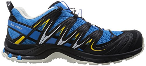 Salomon - Xa Pro 3D, Scarpe Da Trail Running da uomo Blu (Blau (Methyl Blue/Light Grey -/Black))