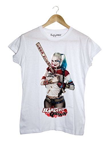 T-shirt donna Harley Quinn Suicide Squad, S