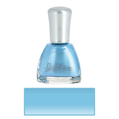 Luzaka - Vernis à ongles - bleu océan N°32