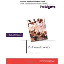 Professional Cooking, Student Workbook by Wayne Gisslen (2002-06-27)