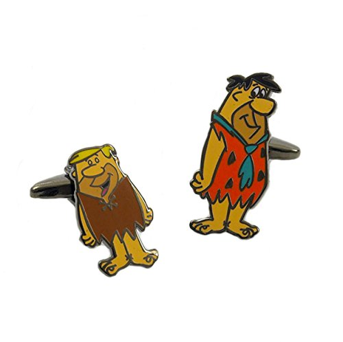 MagMouch Fred Flintstone and Barney Cufflinks