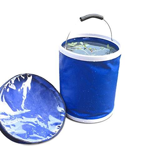 Favourall Cubo Plegable Cubeta Agua portátil Multiuso