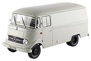 Norev-183415-Mercedes-Benz L319-1960-Gris-Escala-1/18