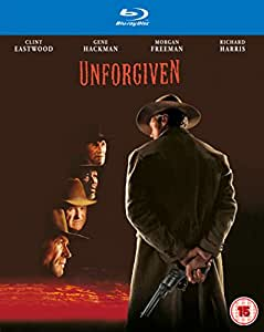 Unforgiven [Blu-ray + UV Copy] [1992] [Region Free]