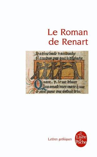 Le Roman de Renart (Lettres gothiques) por Collective