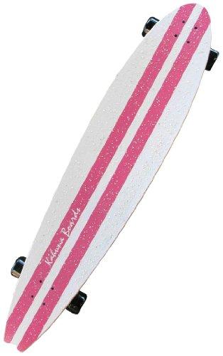 Kahuna Creations Retro komplett Longboard, rose Kahuna Longboard