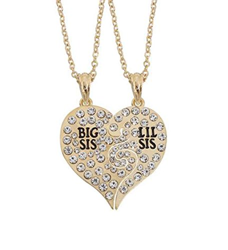 fengteng-two-totem-split-peach-heart-necklace-big-sis-lit-sis-girlfriend-sister-set-of-chain-members