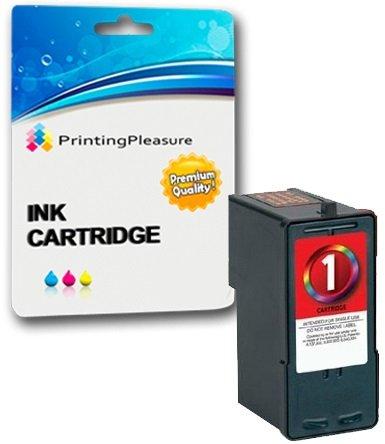 Preisvergleich Produktbild Druckerpatrone kompatibel zu Lexmark No. 1 für X2300 X2310 X2315 X2320 X2330 X2340 X2350 X2360 X2370 X2380 X2390 X2450 X2460 X2465 X2470 X2480 X3450