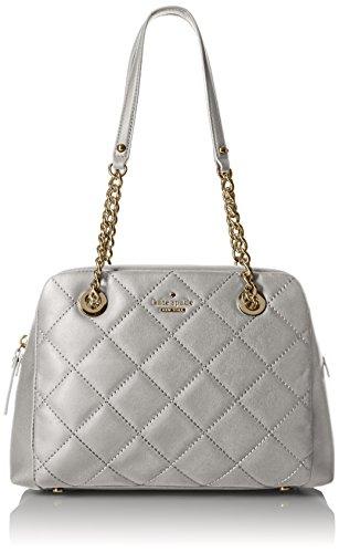 Kate Spade New York Damen Umhänge-Handtasche, City Fog, Einheitsgröße (City York Handtaschen New)