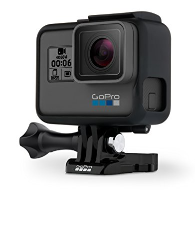 GoPro HERO6 Black, Nero