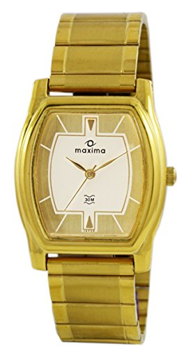 Maxima MAC Analog Multi-Colour Dial Men's Watch - 14750CPGY