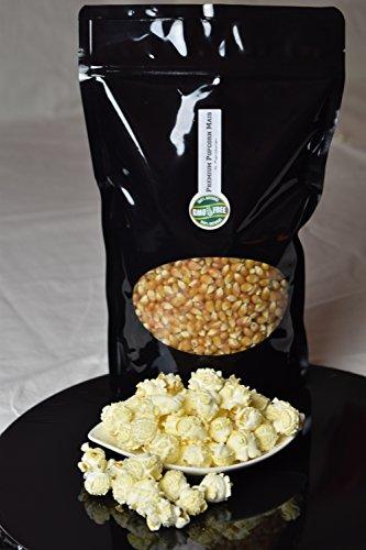 Maiz Palomitas Premium Mushroom Popcorn Kino popcorn 1000g XL 1:46 Volumen pop pop premium en bolsa resellable GMO Gratis Palomitas de maíz premium