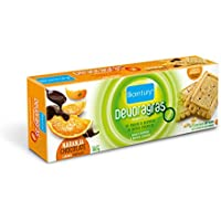 Bicentury galletas devoragras naranja c/chocolate(4 x 40 g (4 galletas por