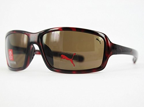 Puma Sonnenbrille/Sunglasses PU15141 DB 59[] 14-120mm - Sonnenbrille Herren Puma