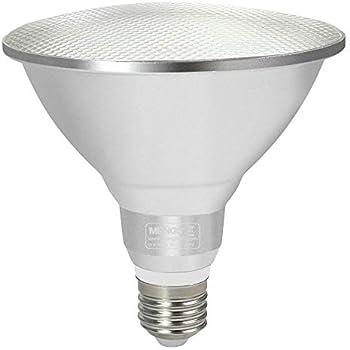 GRANVOO Impermeable Bombilla LED E27 PAR38 Lámpara LED 15W Equivalente a 120W 1200lm Blanca cálido AC 85-265V 30X5630 SMD