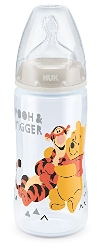 NUK First Choice+ Starter Set | Disney Mickey Mouse + Winnie Pooh - 2