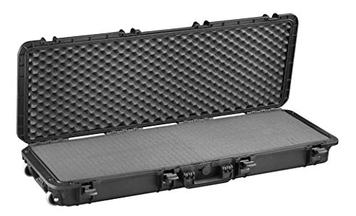 TAF Case 1000 - Outdoor Koffer Staub- und wasserdicht, IP67 schwarz
