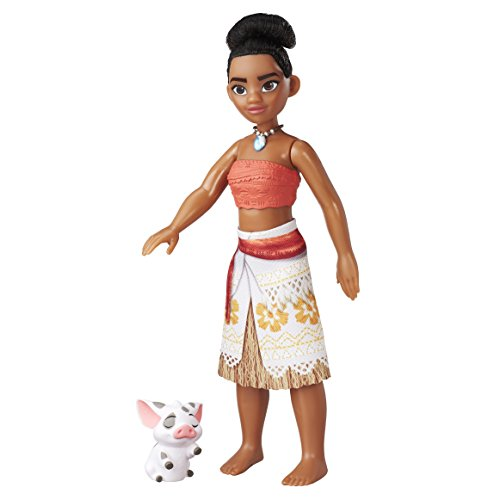 iana Puppe, Ozeanentdecker (Disney Princess Dress Up Kleidung)