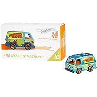 Mattel - Hot Wheels ID Vehículo de juguete,  coche jeep Mistery Machine, +8 años  ( FXB43)