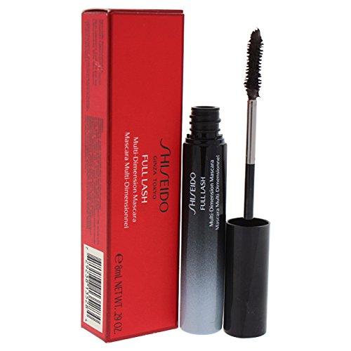 Shiseido Full Lash Dimension Mascara BR602, Brown - Wimperntusche, 8 g