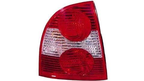 Voyant arrière gauche VOLKSWAGEN PASSAT (B6) Sedan 4P (00- > 05) sans douille Blanc Rouge