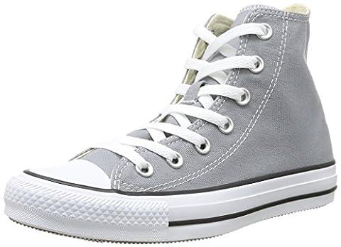 Converse Chuck Taylor All Star Season Hi Sneaker, Grau (Grau), 40 EU