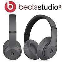 Beats Studio3 Wireless Kulak Üstü Kulaklık, Gri