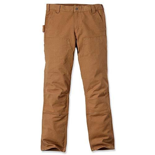 Carhartt Stretch Duck Double Front Pants - Freizeithose -