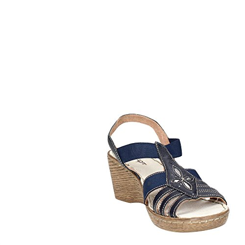 Cinzia Soft PQ3111470 001 Sandale Femme Bleu