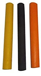 Rhino Match Quality Single Colour Cricket Bat Grip-Octopus Design Single Colour - Full Size (Pack of 6)