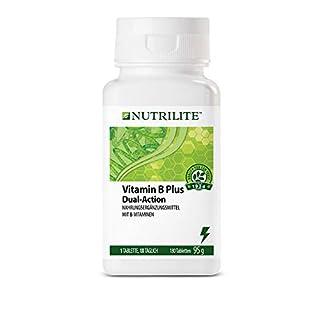 NUTRILITE™ Vitamin B Plus Großpackung (180 St. / 95g)