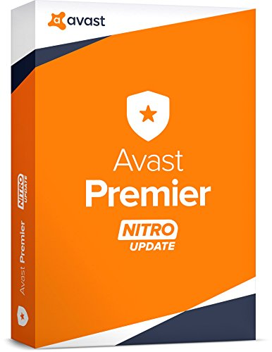 avast! Premier 2017 (1 PC / 1 Jahr) PRODUKT KEYCARD / LIZENZ