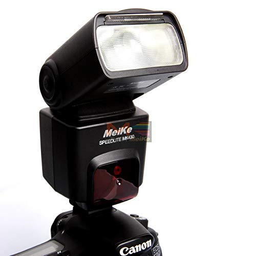 Meike MK-430 MK430 TTL Blitzgerät Speedlite für alle Nikon DSLR Kameras SB-600 700 D90 D300S D800 D3200 D5100 D3100 D3300 D5200