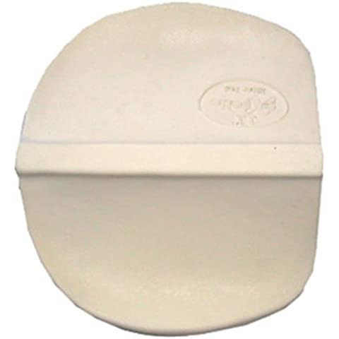 Exselle Round Riser Pad, White