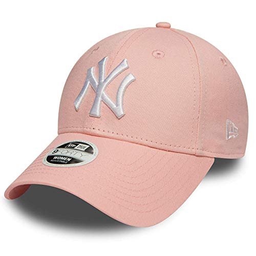 New Era 9forty Cap MLB New York Yankees im Bundle mit UD Bandana NY Pink Woman #2963