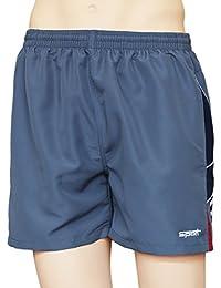SODACODA Shorts de Course pour Homme – Loisir Fitness Sport