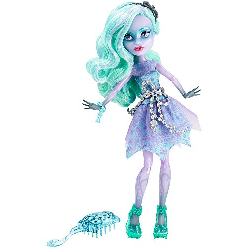 Monster High Haunted Getting Ghostly Twyla (Monster High Haunted)
