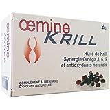 Oemine - Krill 80 Capsules Format Économique