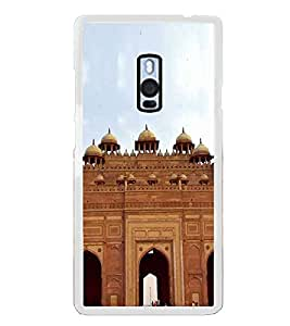 ifasho Designer Back Case Cover for OnePlus 2 :: OnePlus Two :: One Plus 2 (Monument Berlin Germany Gwalior)