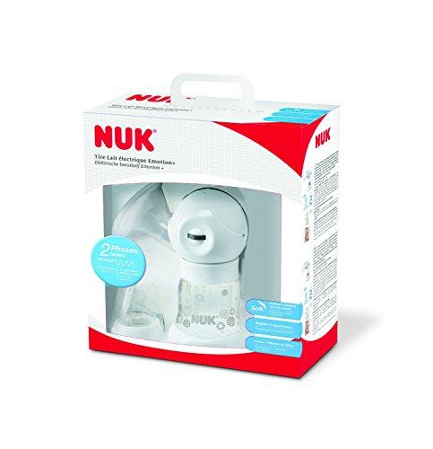 NUK E MOTION + Milchpumpe ELECTRIQUE gebraucht kaufen  Wird an jeden Ort in Deutschland