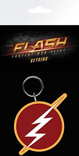 DC-Comics-The-Flash-Logo-Key-Ring-Multi-Colour
